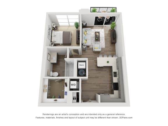 Floor Plan  A5 Floorplan