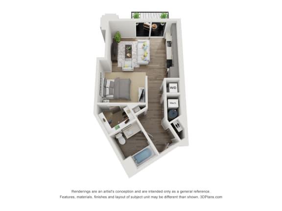Floor Plan  S1 floorplan