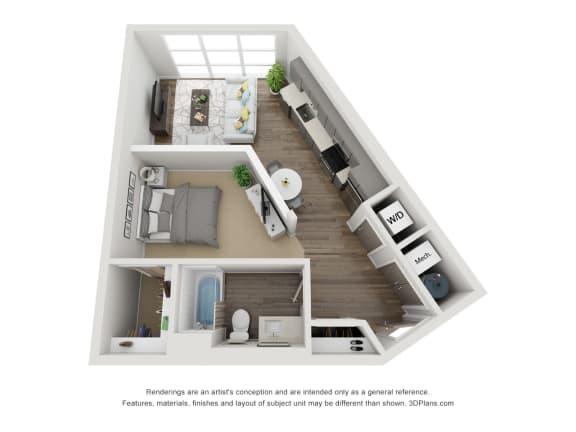 Floor Plan  S3 floorplan
