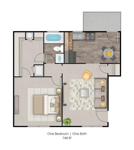 Floor Plan  The Largo
