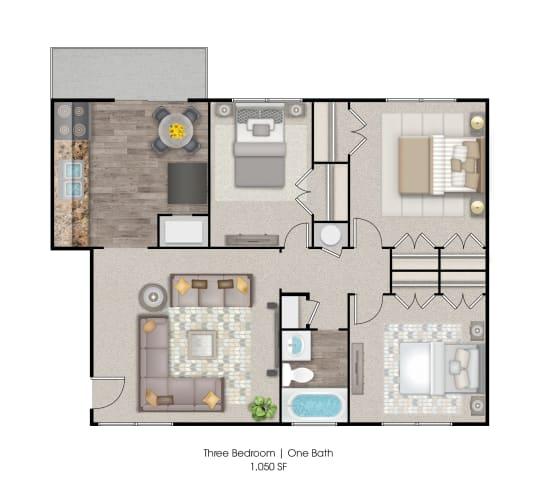 Floor Plan  The Savannah