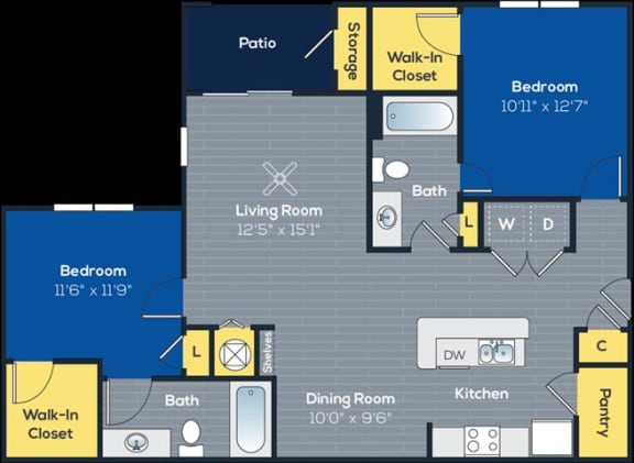 Floor Plan  Brasstown