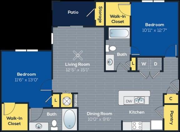 Floor Plan  Vogel