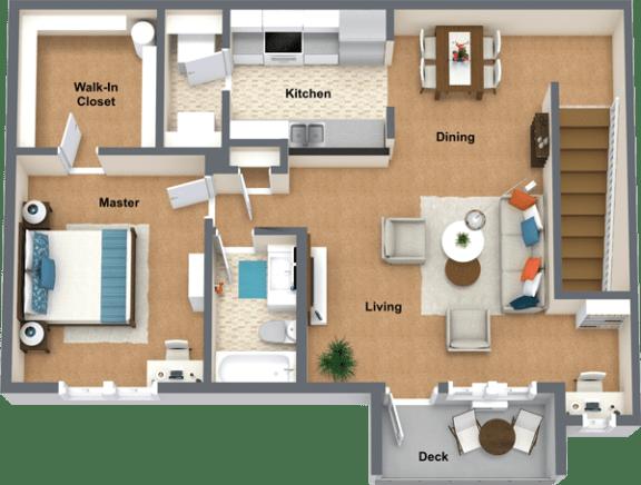 Floor Plan  Amarone