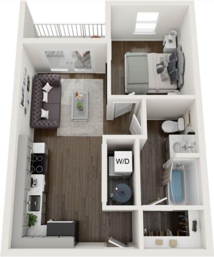Floor Plan  Floorplan A
