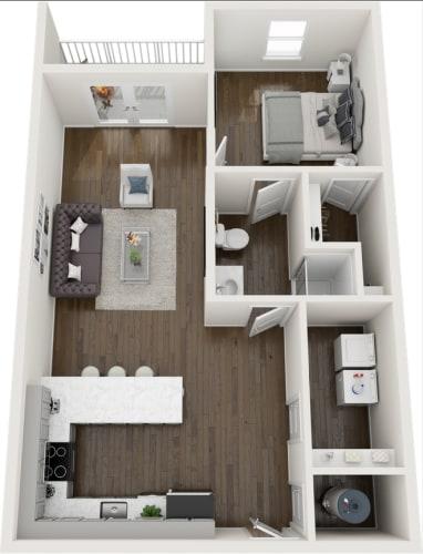 Floor Plan  Floorplan B