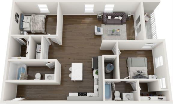 Floor Plan  Floorplan D