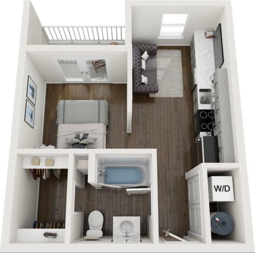 Floor Plan  Floorplan E
