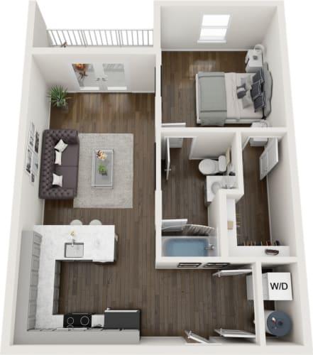 Floor Plan  Floorplan F