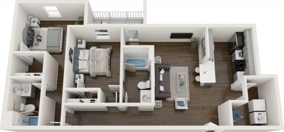 Floor Plan  Floorplan G