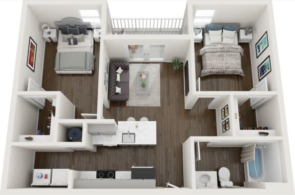 Floor Plan  Floorplan H