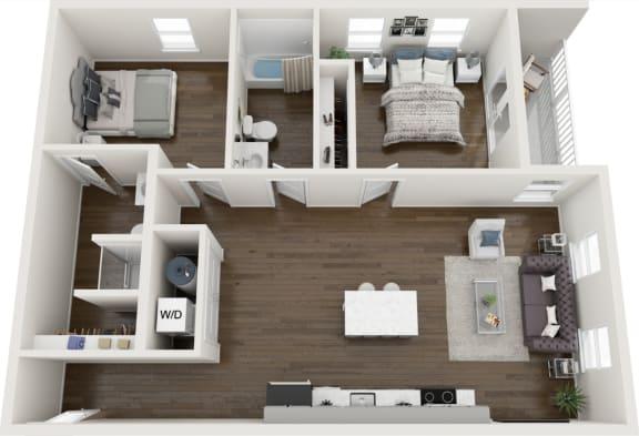 Floor Plan  Floorplan I