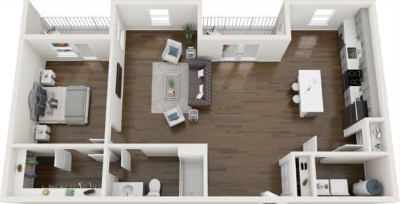 Floor Plan  Floorplan J