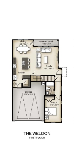 Floor Plan  The Sherwood