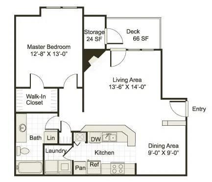 Floor Plan  A2A