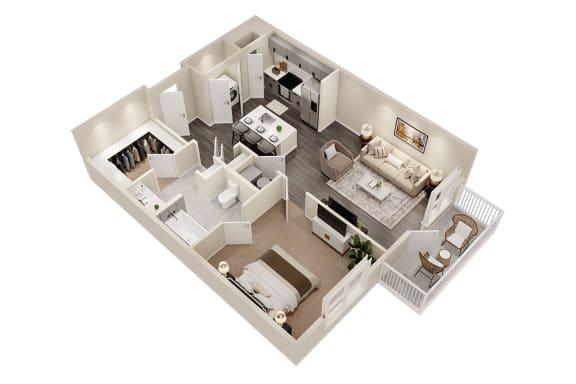Floor Plan  A5 - Conclave Edition