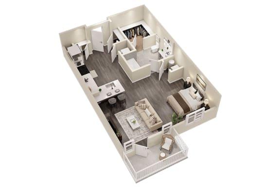 Floor Plan  S2 - Conclave Edition