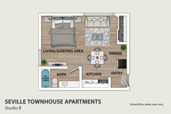Floor Plan  Efficency