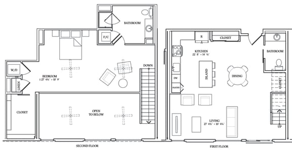 Floor Plan  Aliso L09 1178 SF