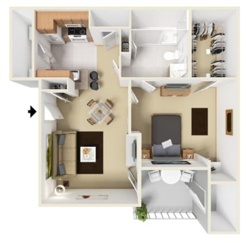 Floor Plan  Citadel
