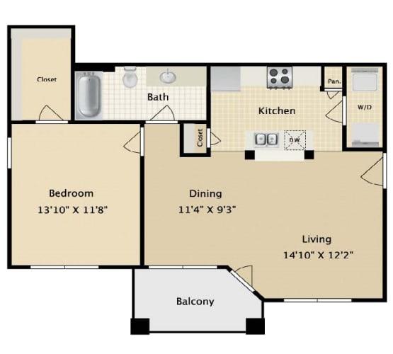 Floor Plan  Caddo