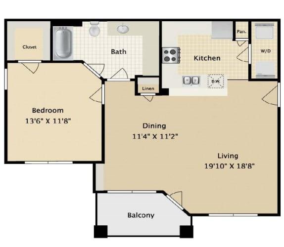 Floor Plan  Del Rio