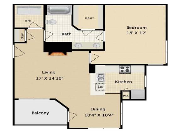 Floor Plan  Laredo
