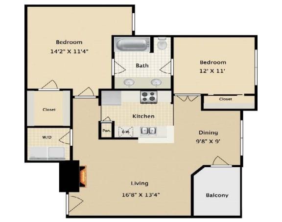 Floor Plan  Llano
