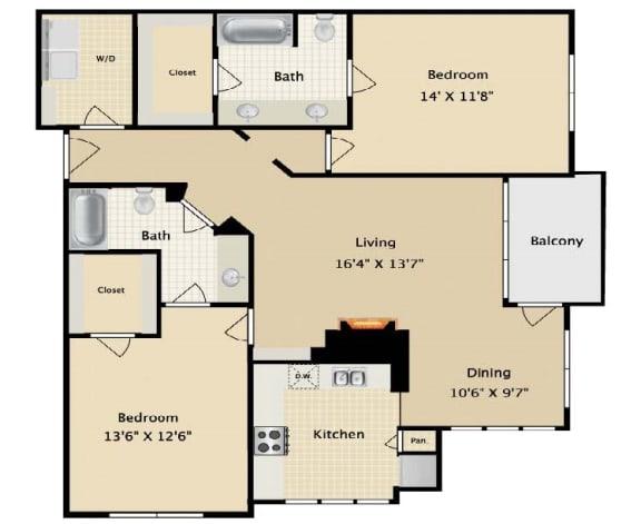 Floor Plan  Presidio