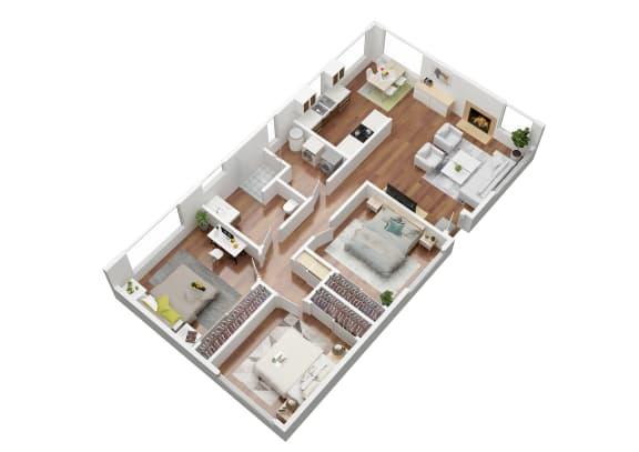 Floor Plan  ASH Floorplan Handicap