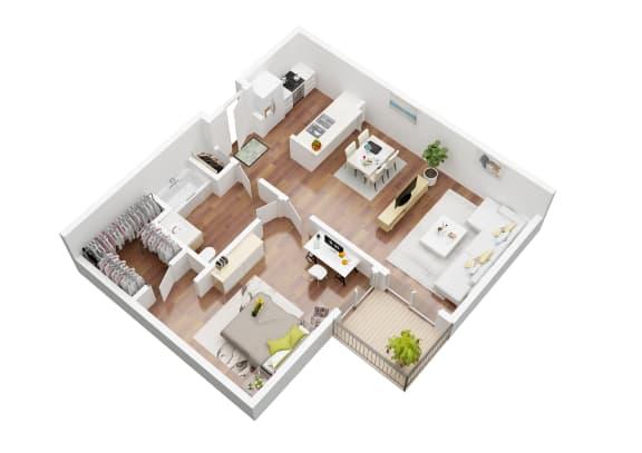 Floor Plan  Monroe
