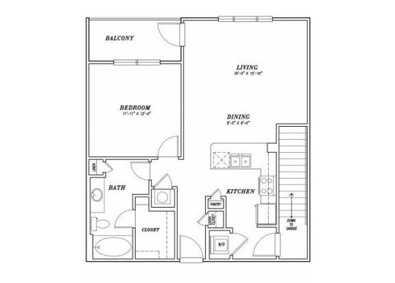 Floor Plan  A2-A2G