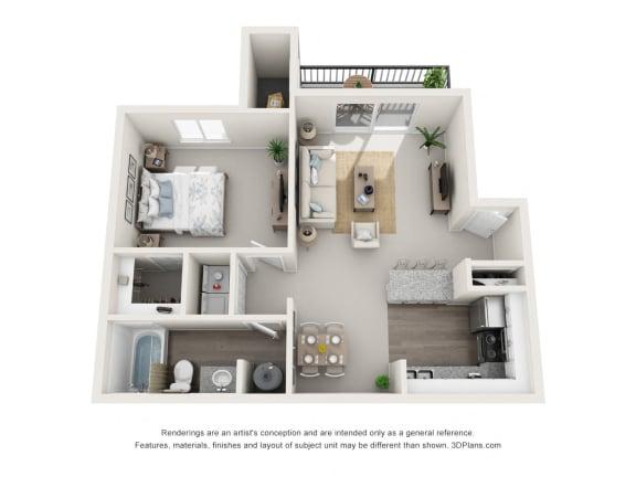 Floor Plan  LAZIO floorplan