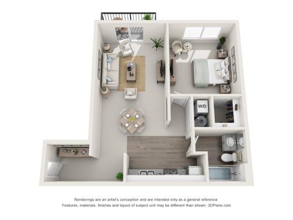 Floor Plan  Savona floorplan