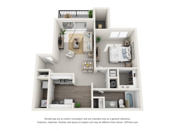 Floor Plan  RIMINI floorplan