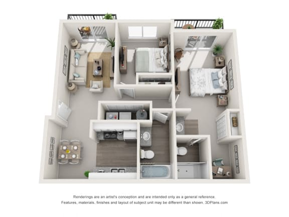 Floor Plan  ANZIO floorplan