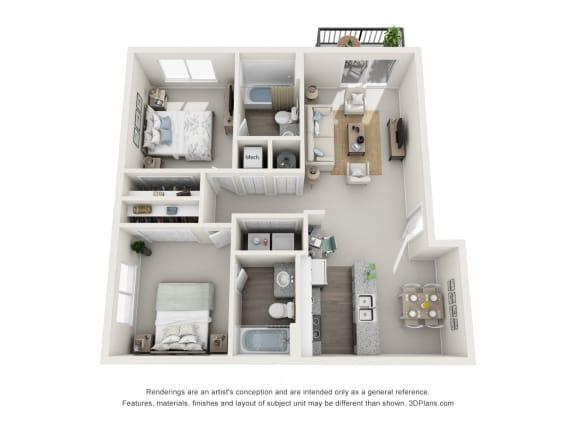 Floor Plan  FLORENCE floorplan