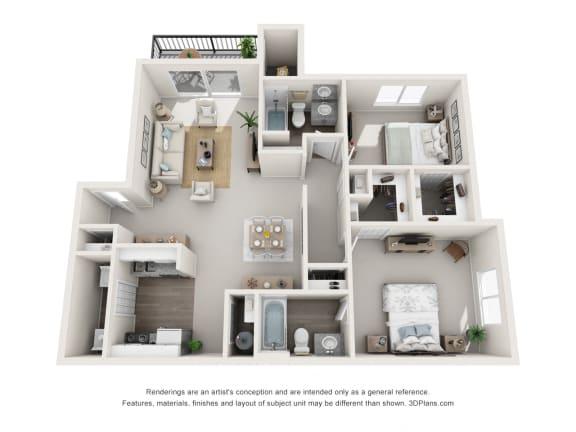 Floor Plan  MILAN 2 floorplan