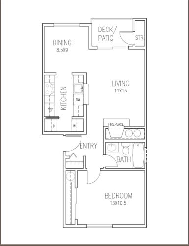 Floor Plan  Interurban