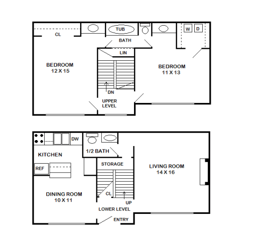 Floor Plan  Oxford