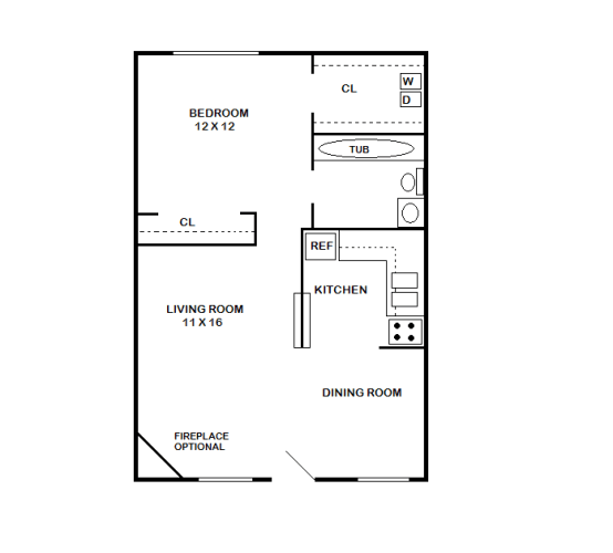 Floor Plan  Pembroke