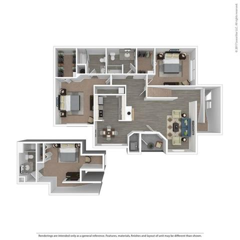 Floor Plan  The Durham