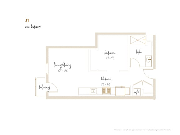 Floor Plan  J1