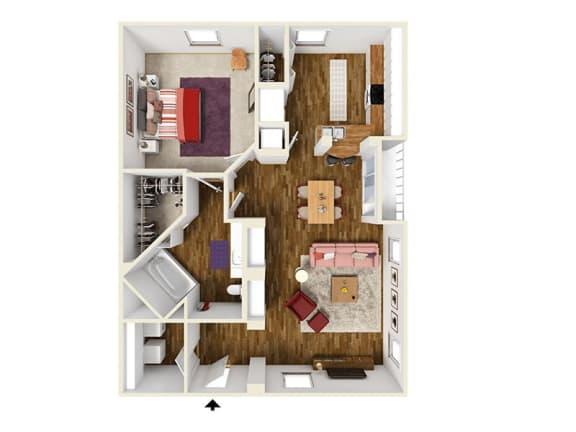 Floor Plan  Floor plan A1