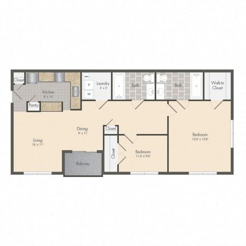 Floor Plan  Shenandoah