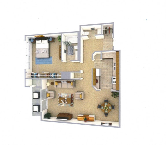 Floor Plan  Wayfarer