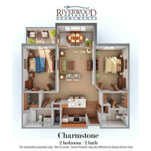 Floor Plan  Charmstone