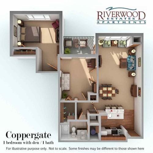 Floor Plan  Coppergate
