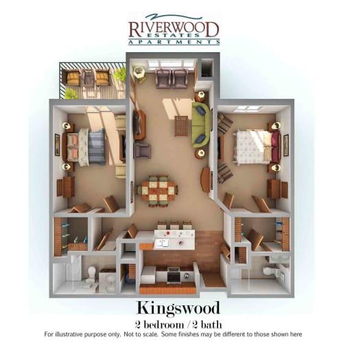 Floor Plan  Kingswood