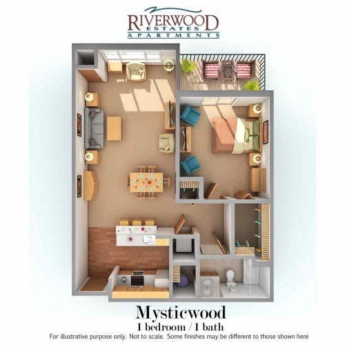 Floor Plan  Mysticwood